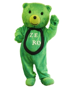 zeronikuma bear