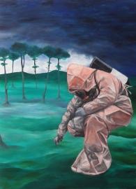 la-trace-sc2aerie-ordinary-lives-huile-sur-toile-100x72cm-2014